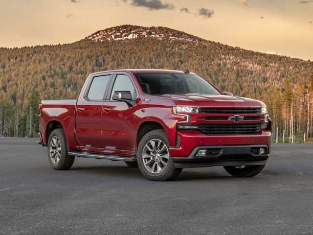 86 New 2020 Chevrolet Silverado Spesification
