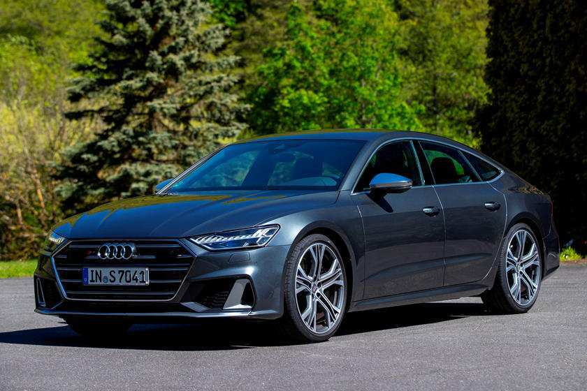 86 New Audi S7 2020 Release Date And Concept