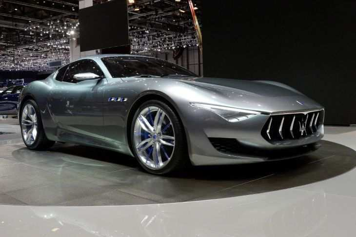 86 New Maserati Electric 2020 Price And Release Date