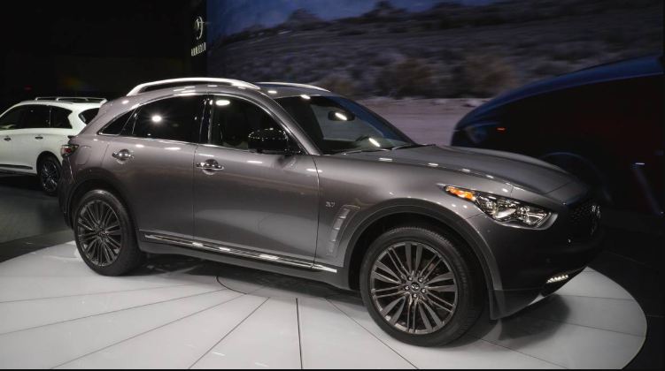 86 New New Infiniti Qx70 2020 Price And Review