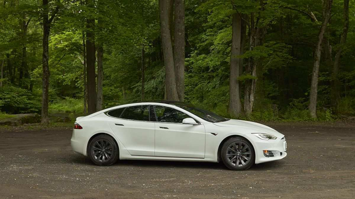 86 New Tesla S 2019 Research New