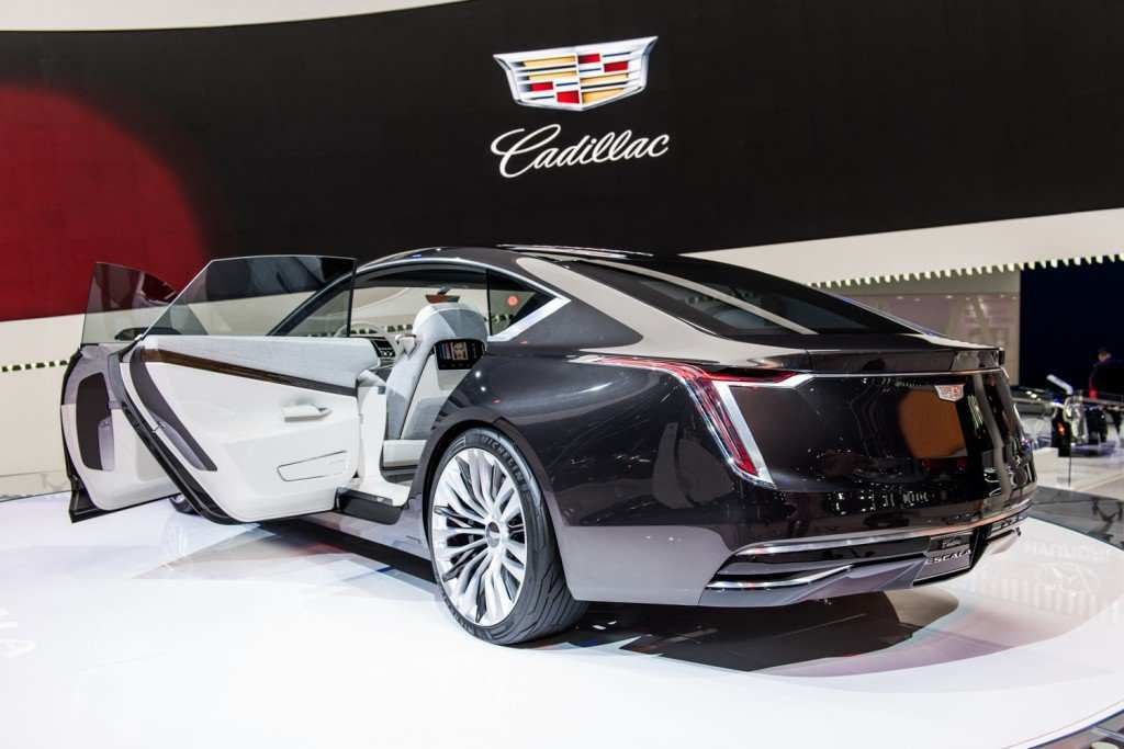 86 The 2019 Cadillac Lineup Style