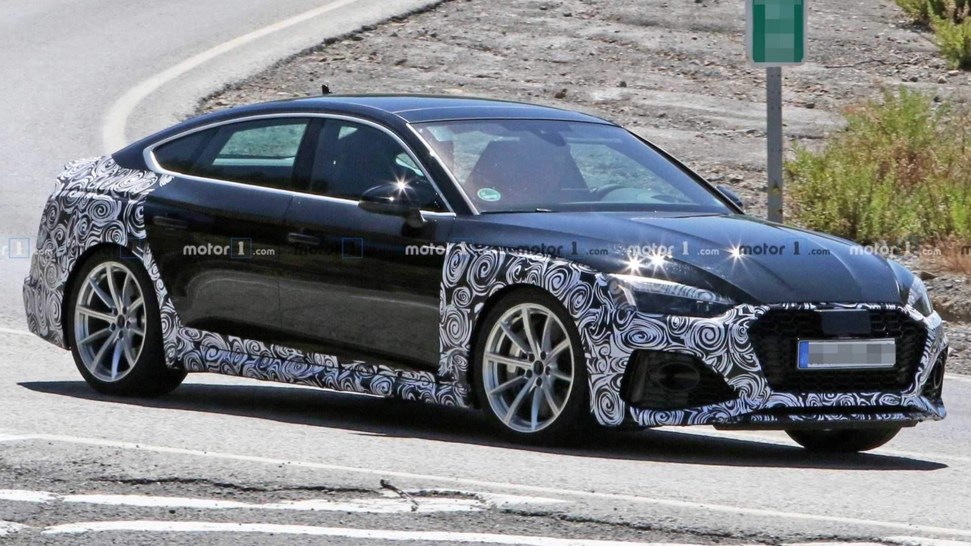 86 The 2020 Audi Rs5 Picture