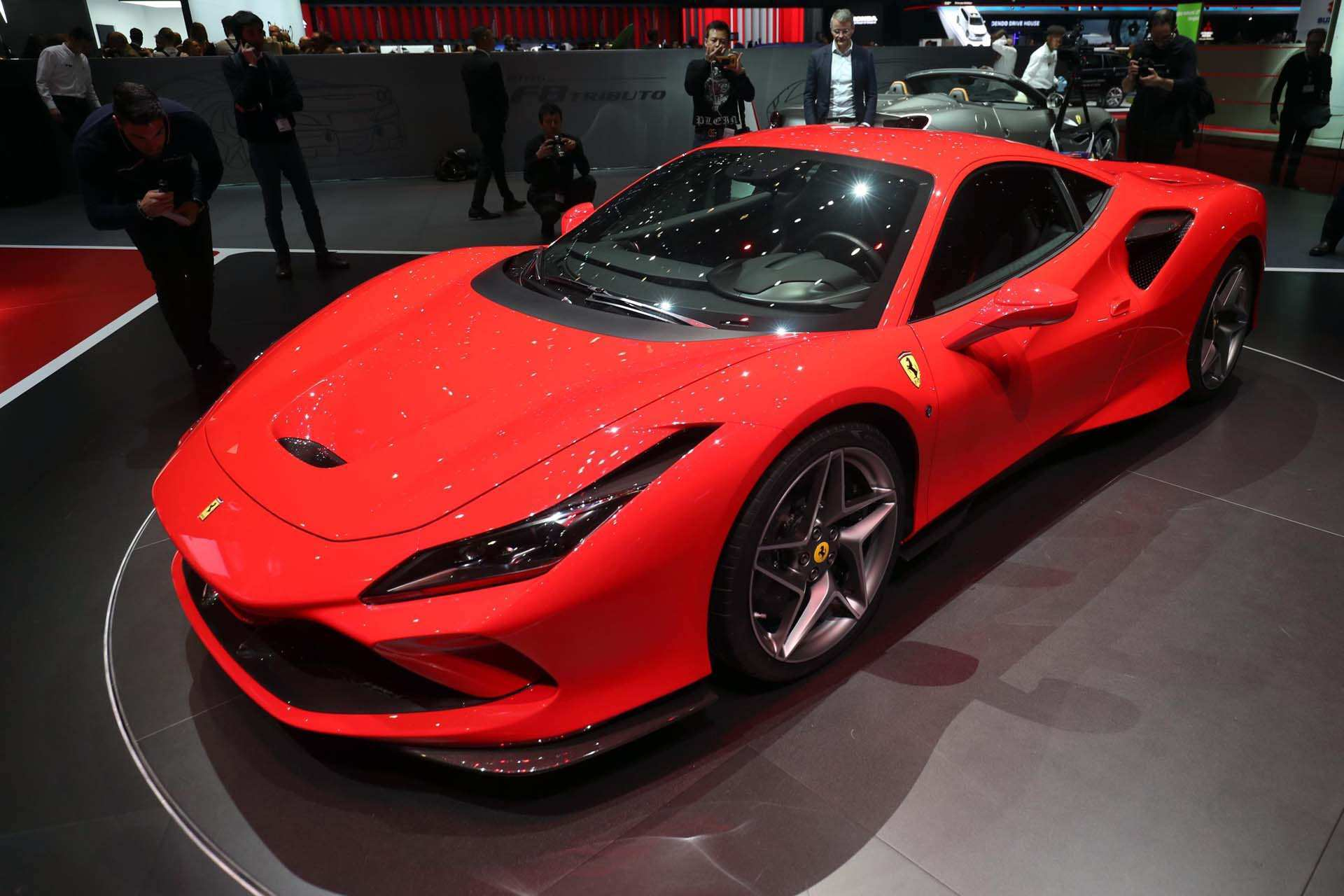 86 The 2020 Ferrari Cars Performance And New Engine