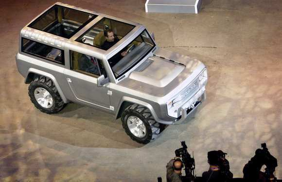86 The 2020 Ford Bronco 6G Release