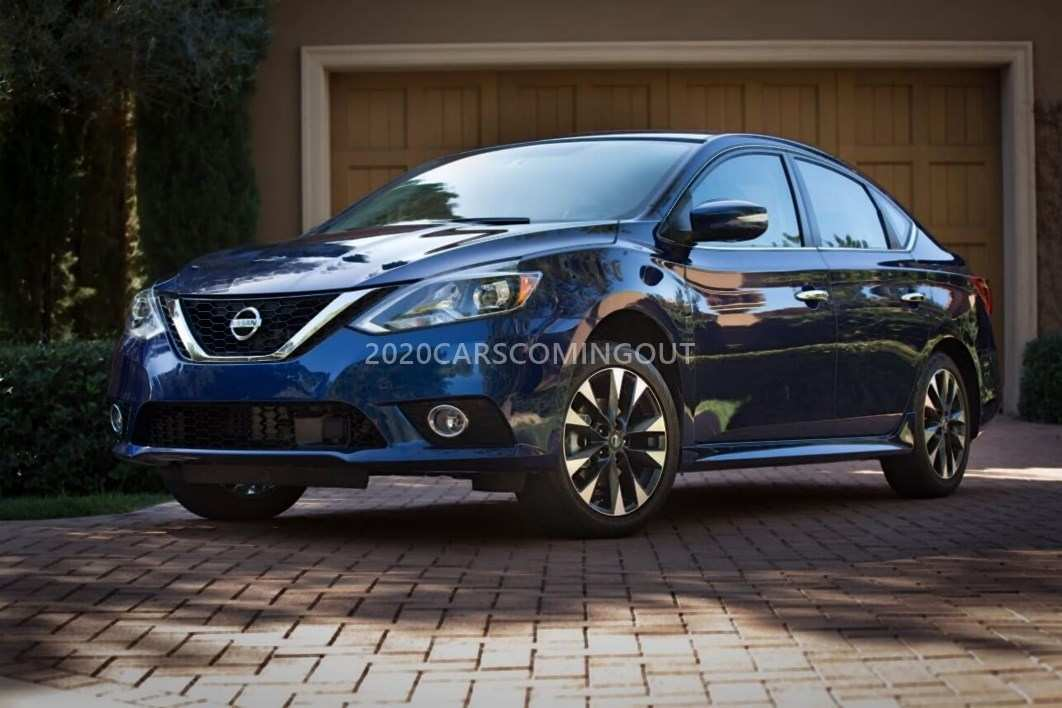 86 The Nissan Sentra Redesign 2020 Review