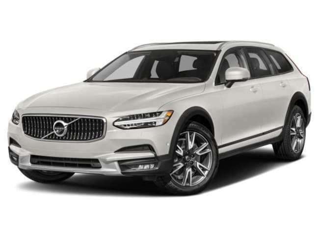 86 The Volvo V90 Cross Country 2020 New Model And Performance