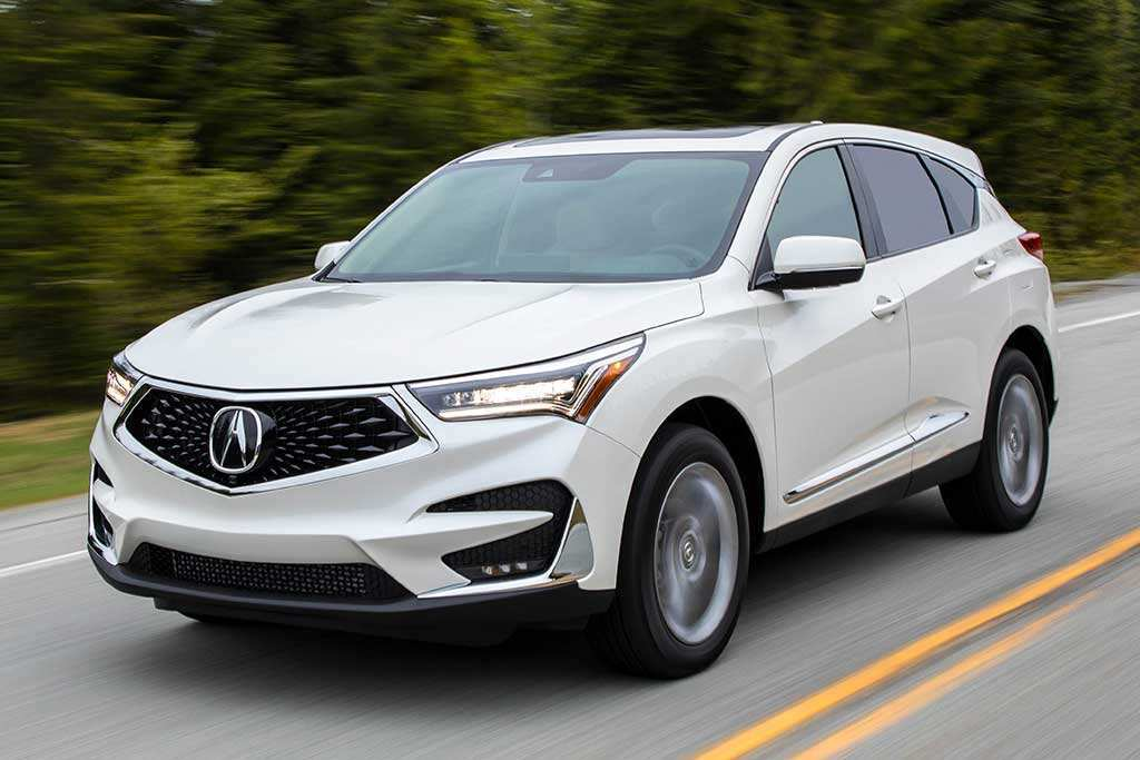 87 A 2019 Acura Rdx Preview Specs And Review