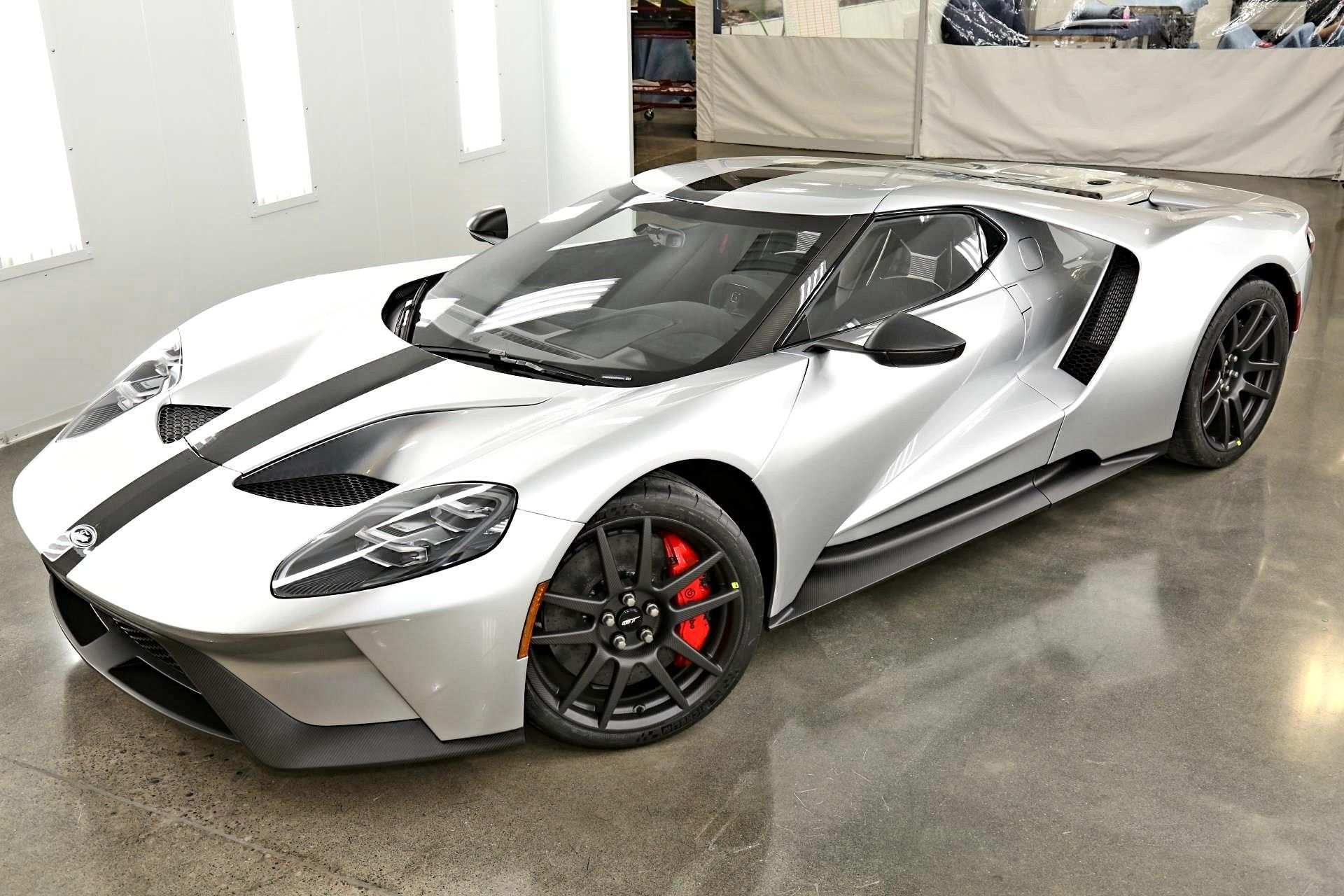 87 A 2019 Ford Gt Supercar Performance