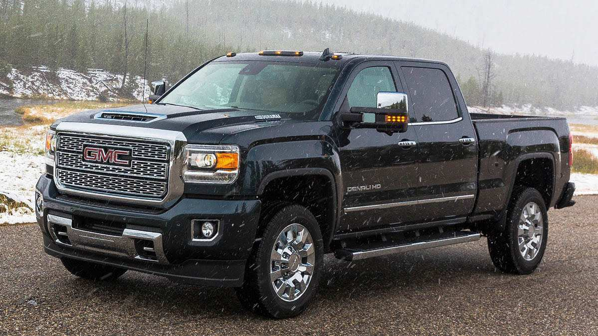 87 A 2019 Gmc 2500 Sierra Denali Price And Review