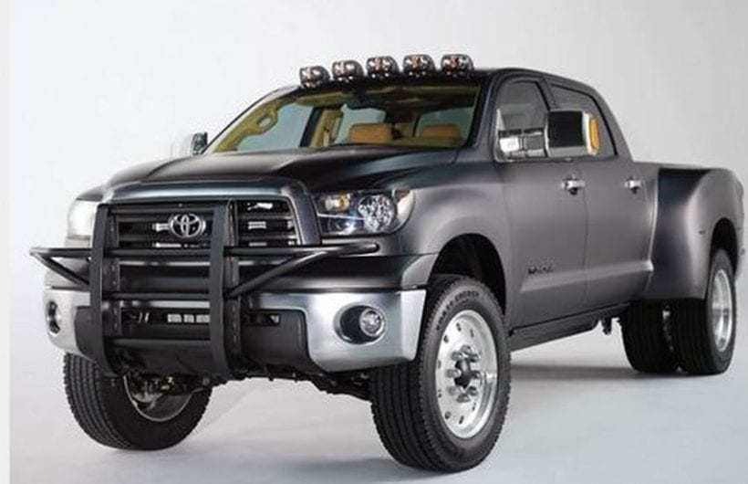 87 A 2019 Toyota Diesel Truck Concept