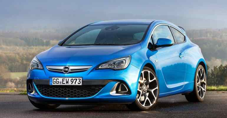87 A Opel Gtc 2019 Price And Review