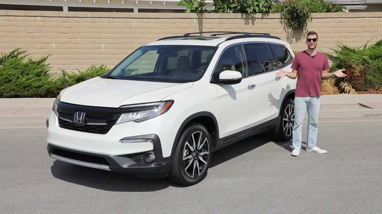 87 All New 2020 Honda Pilot Price And Release Date