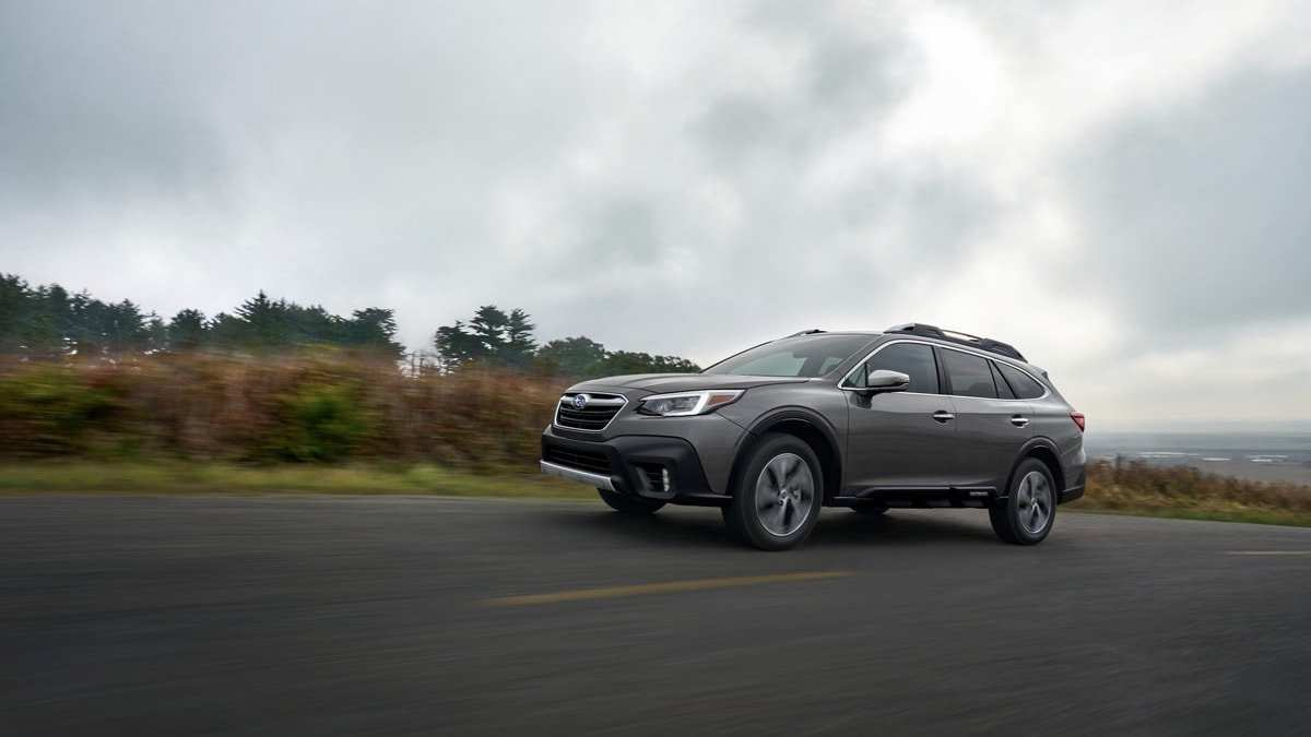 87 All New 2020 Subaru Outback Gas Mileage Release Date And Concept