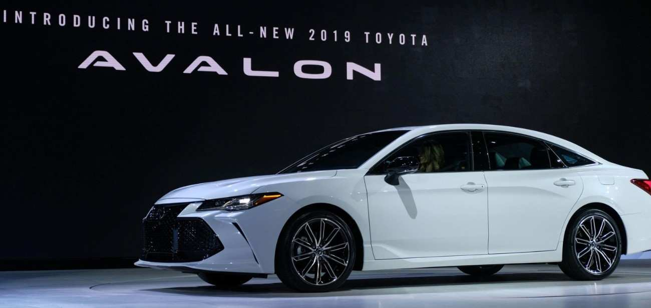 87 All New 2020 Toyota Avalon Redesign New Concept