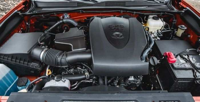 87 Best 2019 Toyota Tacoma Engine Specs