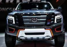 2020 Nissan Titan Warrior Price,