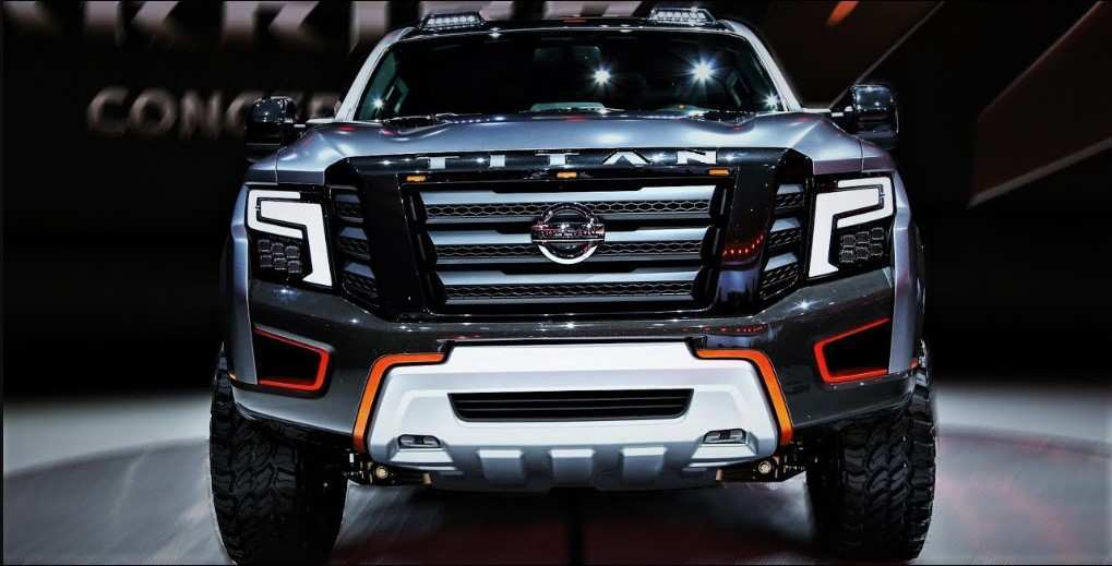 87 Best 2020 Nissan Titan Warrior Price Price