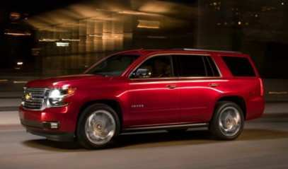 87 Best When Will The 2020 Chevrolet Tahoe Be Released Spy Shoot