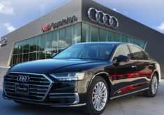2019 Audi A8 Features,