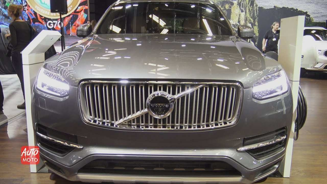 87 New 2019 Volvo Xc90 T8 Review And Release Date