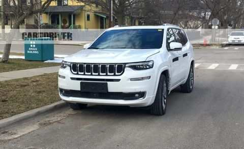87 New 2020 Jeep Commander Style