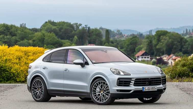 87 New 2020 Porsche Cayenne Turbo S Redesign And Concept