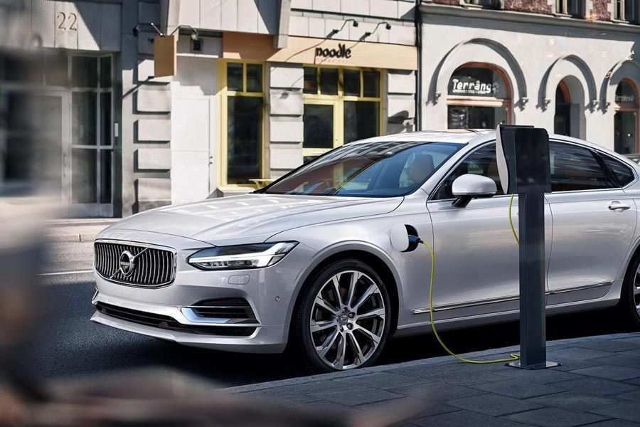 87 New Volvo 2019 Coches Electricos Pictures