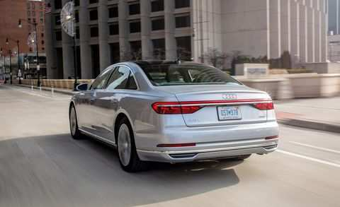 87 The 2019 Audi A8 Features Performance And New Engine
