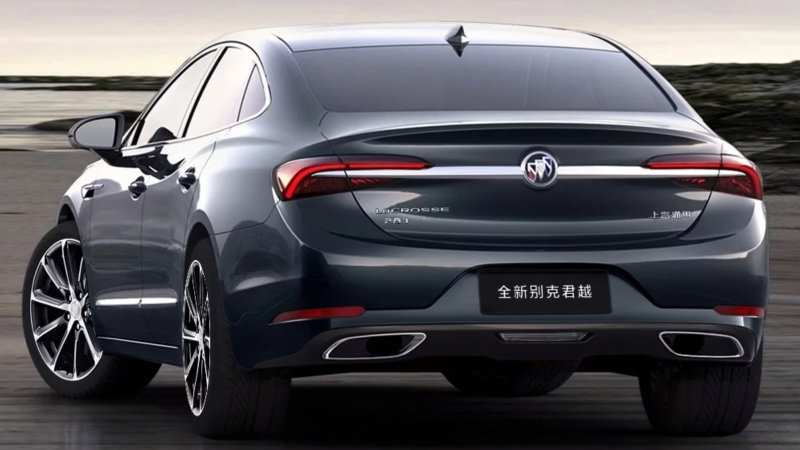 87 The 2020 Buick Lacrosse Premium Price Design And Review