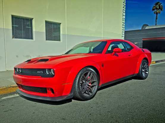 87 The 2020 Dodge Challenger Red Eye Release Date