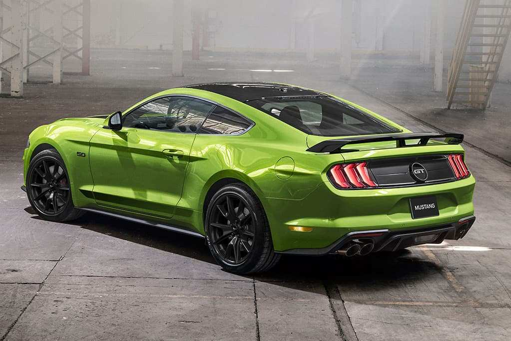 87 The Best 2020 Ford Mustang Gt Price And Release Date