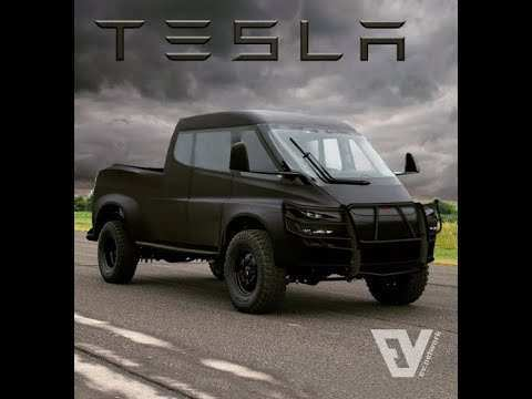 87 The Best 2020 Tesla Truck New Concept