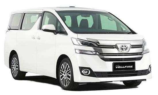 87 The Best Toyota Vellfire 2020 Model