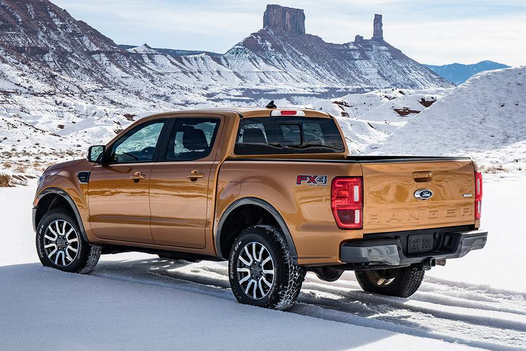 87 The F2019 Ford Ranger Picture