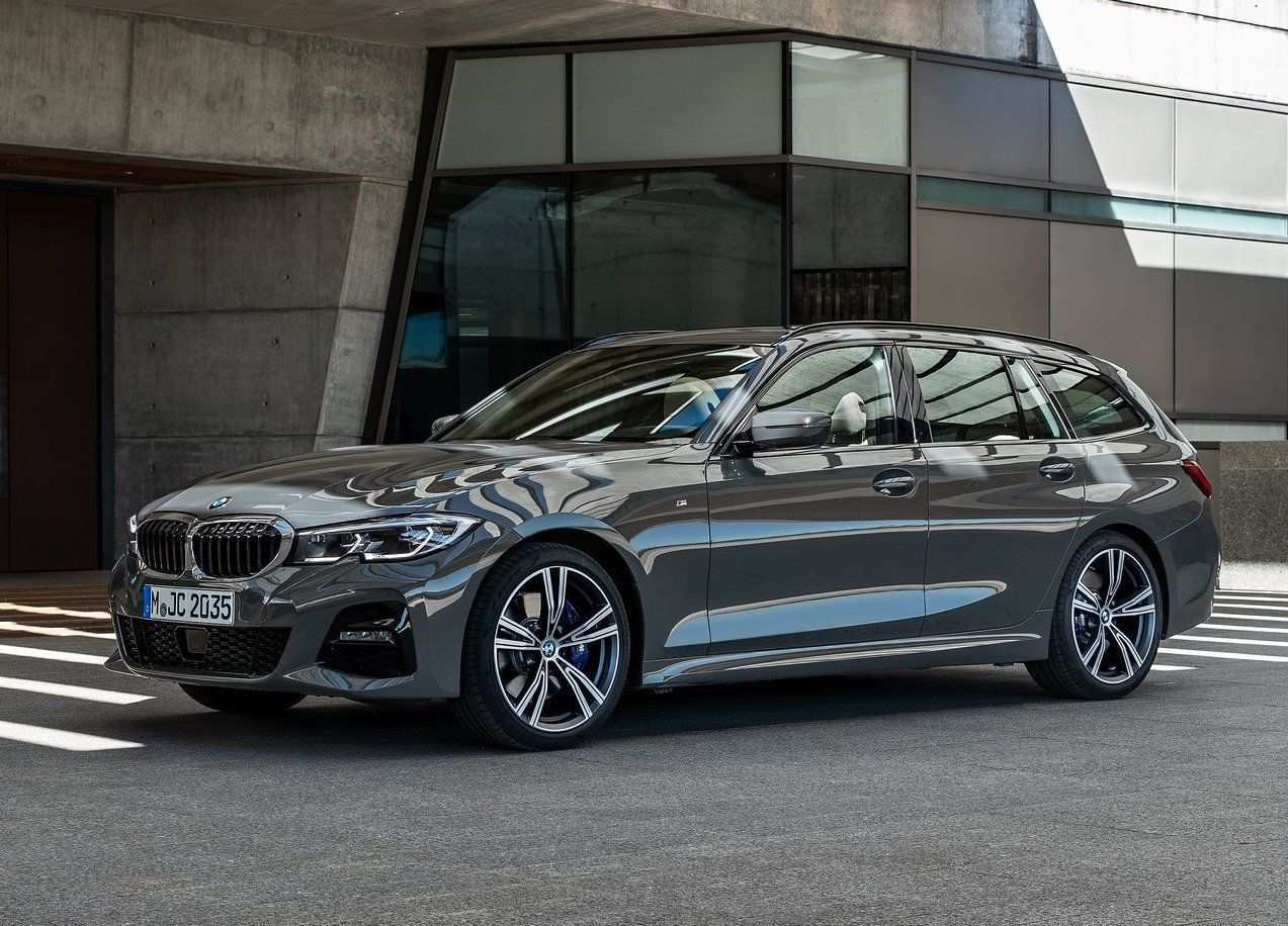 87 The New Bmw 3 Series Touring 2020 New Review