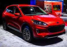 2020 Ford Escape Mazda Cx 5
