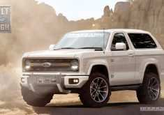 Ford S New Bronco 2020