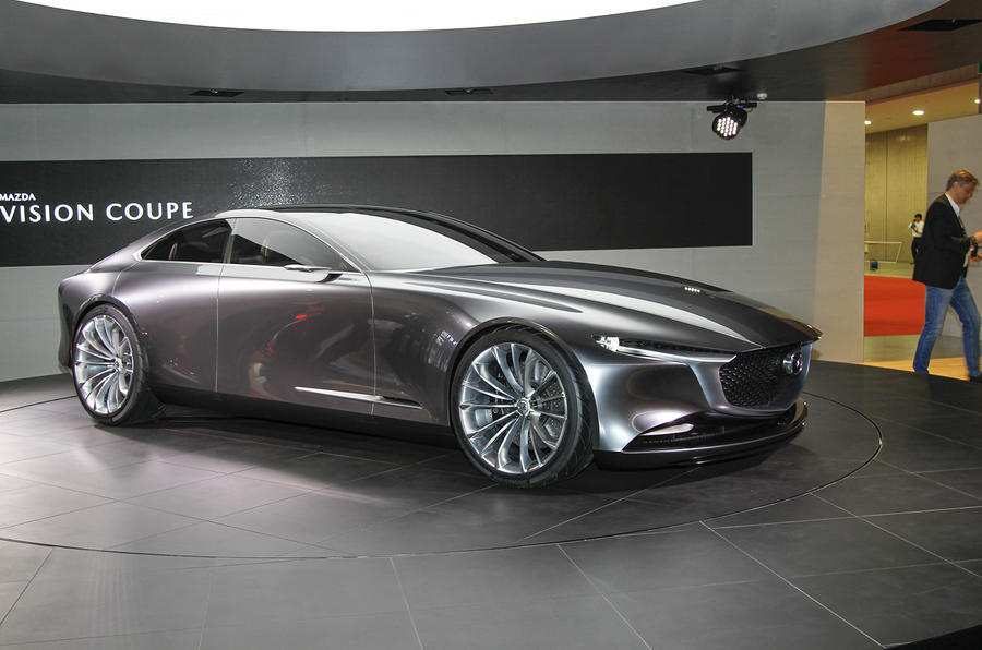 88 A Mazda 6 Vision Coupe 2020 Redesign And Review
