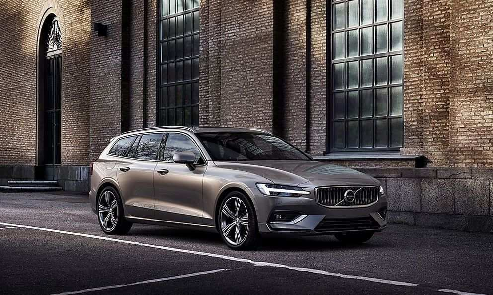 88 A Volvo Wizja 2020 Speed Test