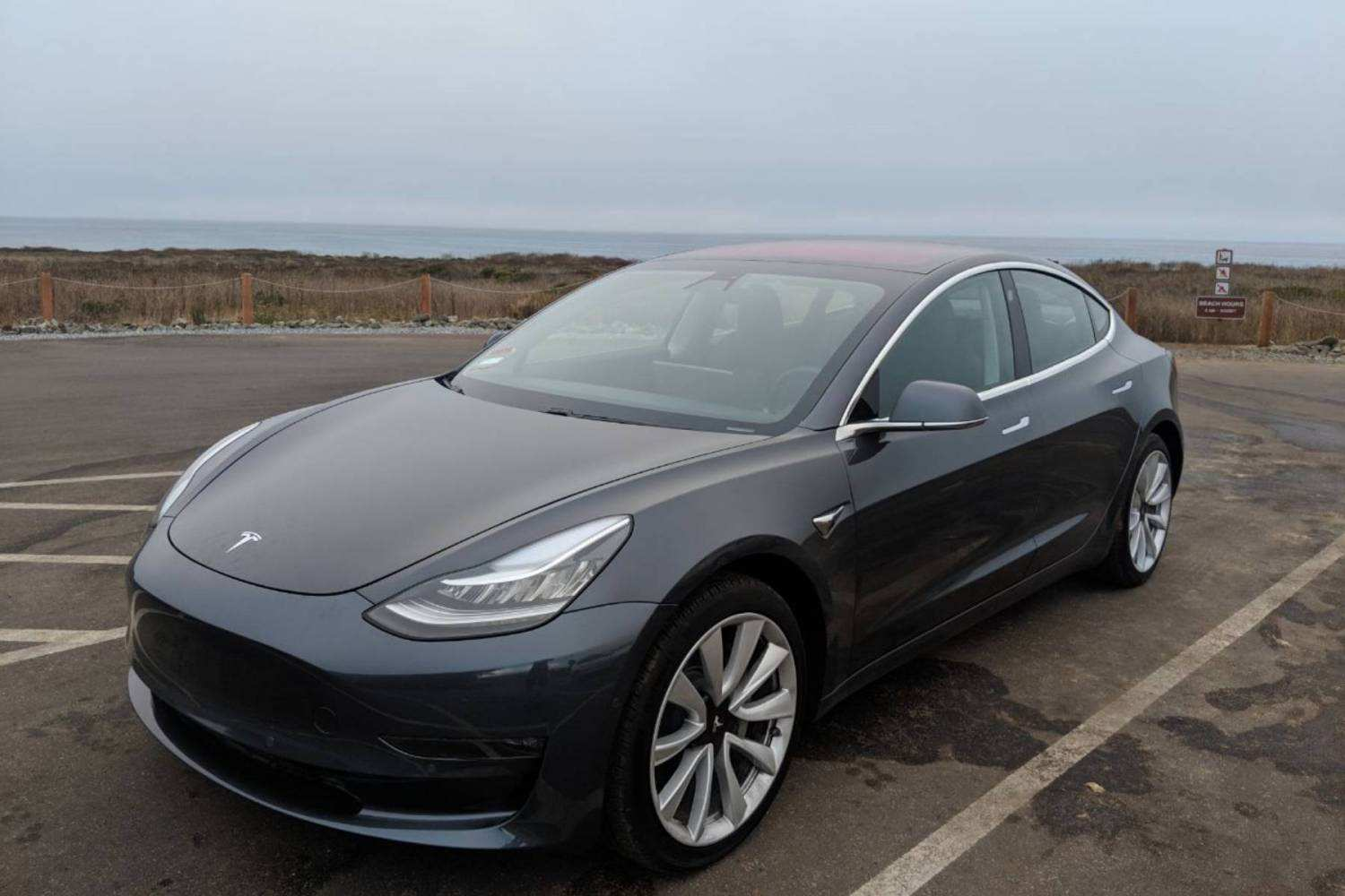 88 All New 2019 Tesla Model 3 Concept