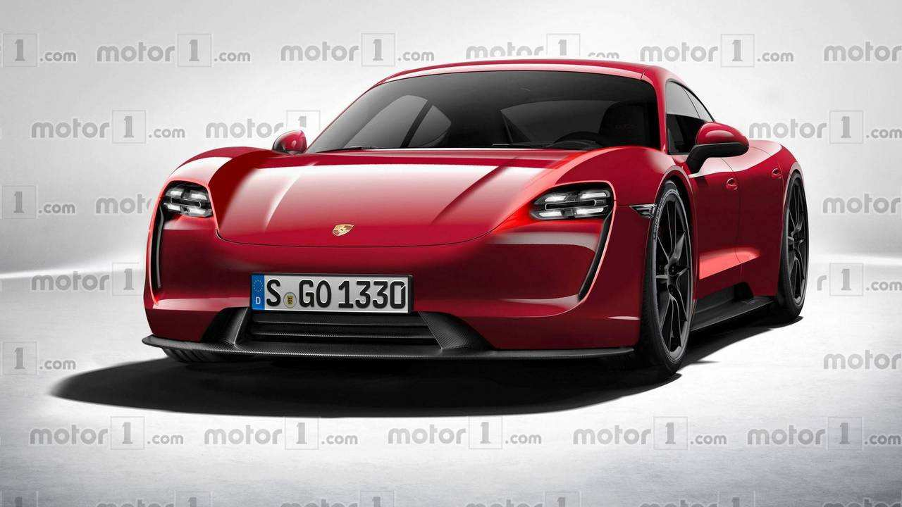 88 All New 2020 Porsche Electric Car Redesign And Review