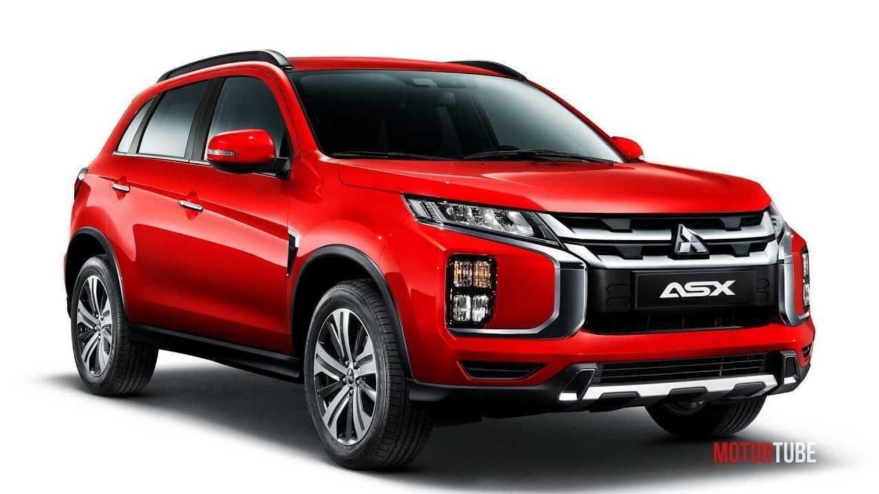 88 All New Mitsubishi Asx 2020 Video Release