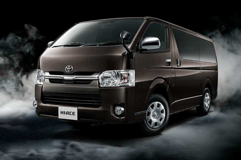 88 All New Toyota Hiace 2020 Japan Redesign
