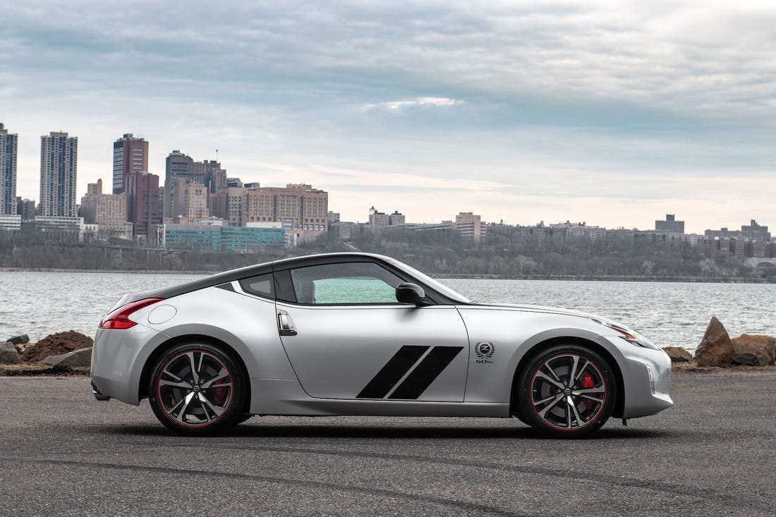 88 Best 2019 Nissan Z News Redesign