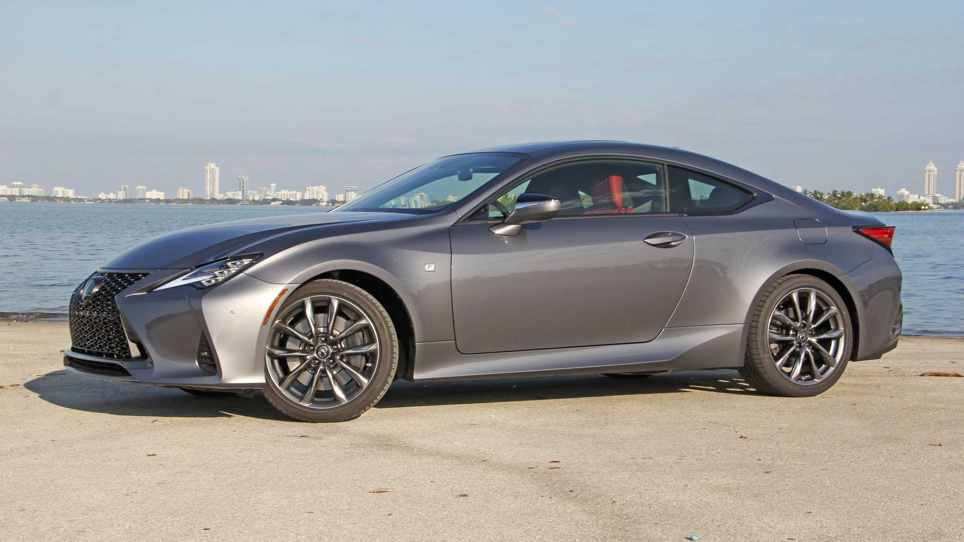 88 New 2019 Lexus Coupe Price And Review