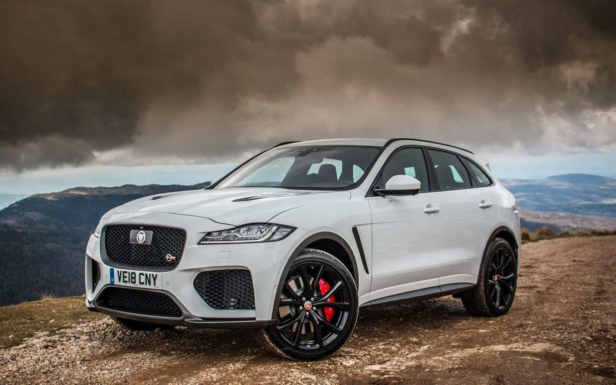 88 New 2020 Jaguar F Pace Redesign And Review