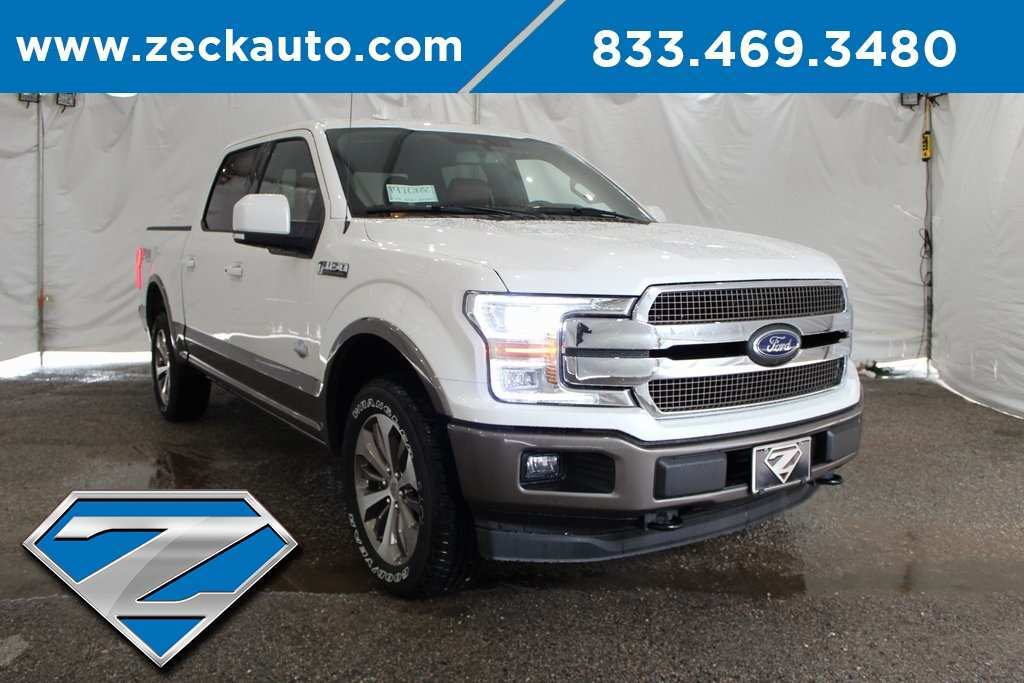 88 The Best 2019 Ford F150 King Ranch Exterior and Interior