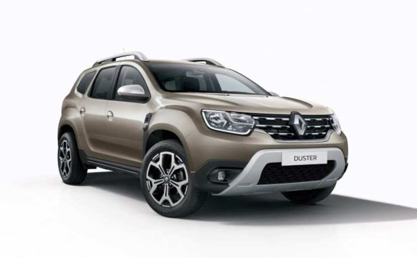 88 The Renault Duster 2019 Colombia Engine