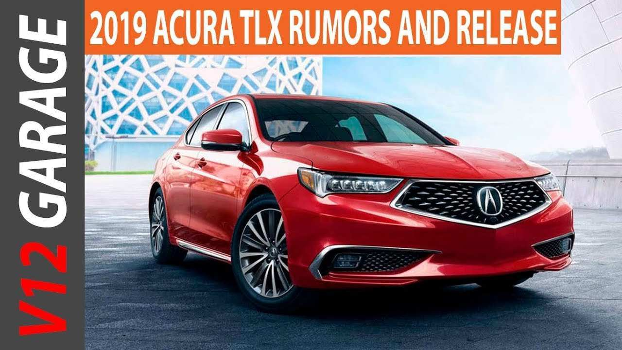 89 A 2019 Acura Tlx Type S New Concept